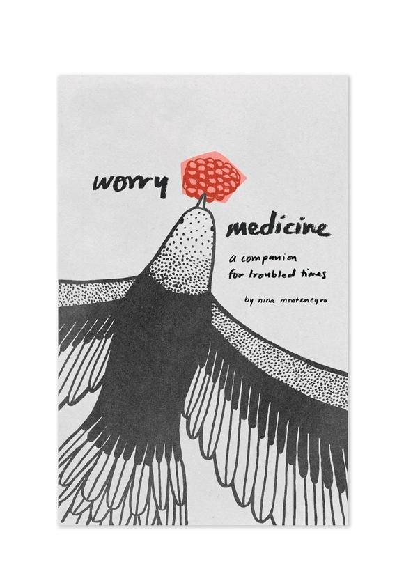 Worry Medecine Zine The Far Woods Portland for Conscious by Chloé