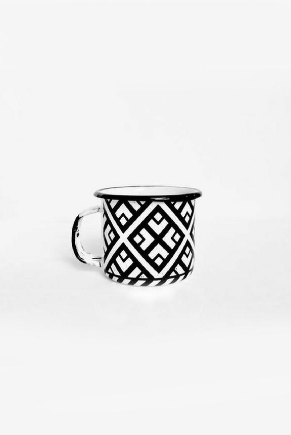 Zero Waste Espresso Cup by Vía Raíz Portland for Conscious by Chloé