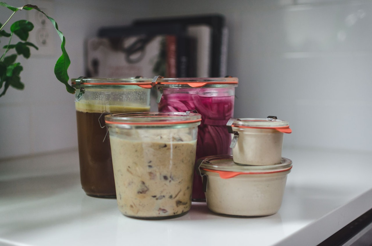 Weck Jar Preserves by Secret Supper for Conscious by Chloé