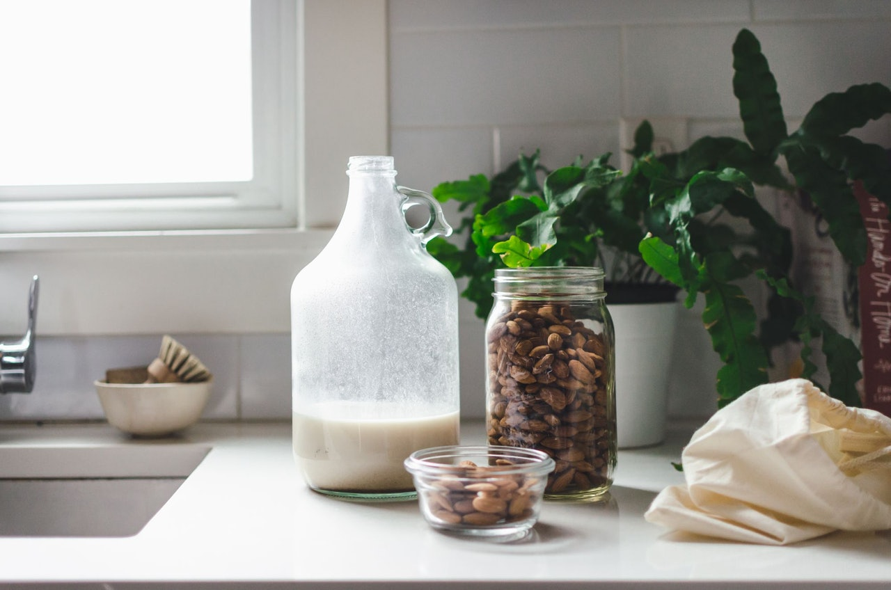 Zero Waste Nut Milk by Secret Supper for Conscious by Chloé