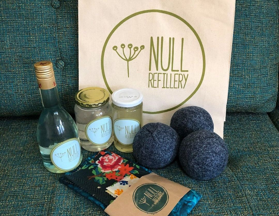 Null Refillery Zero Waste Essentials and Refill Store in Portland Oregon by Conscious by Chloé