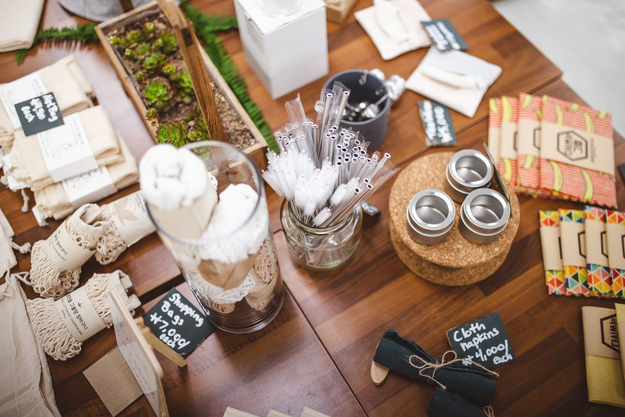 Zero Waste Essentials and Refill Store in Portland Oregon by Conscious by Chloé